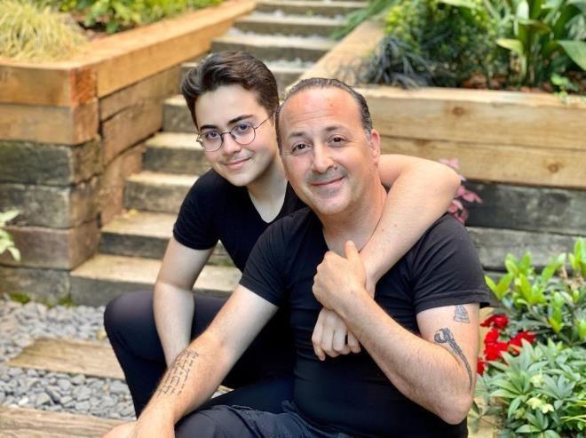 Tolga Çevik'in oğlu delikanlı oldu - Resim: 2