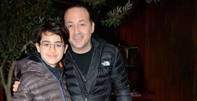 Tolga Çevik'in oğlu delikanlı oldu - Resim: 1