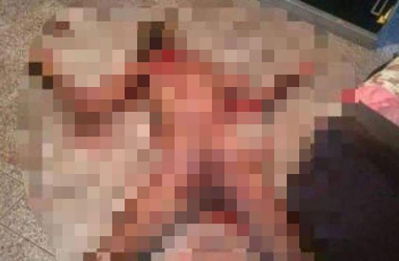 Vallahi pes:Tartıştığı kocasını öldürdü, cinsel organını kesip tavada kızarttı - Resim: 1