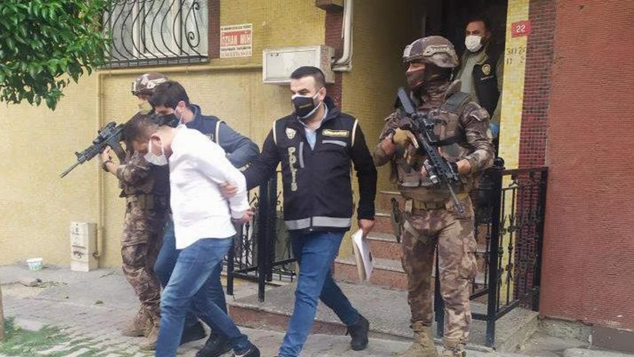 İstanbul'da ''Karagümrük çetesi'' operasyonu... Gözaltılar var