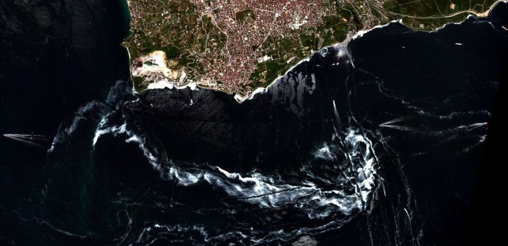 Kabus uzaydan görüntülendi! 10 günde 3 kat arttı - Resim: 1