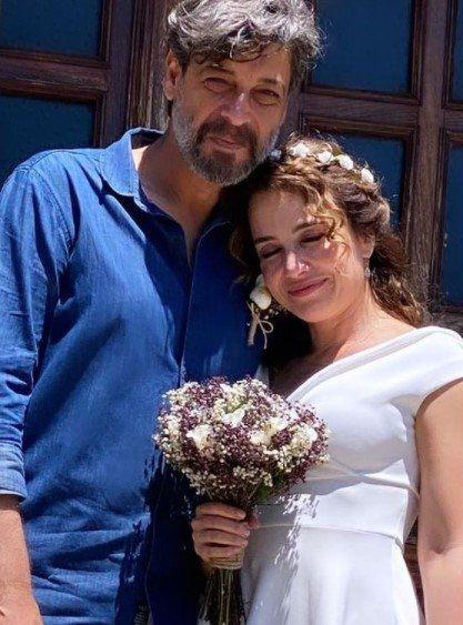 Ünlü oyuncu Deniz Uğur ve Erdinç Gülener evlendi - Resim: 4