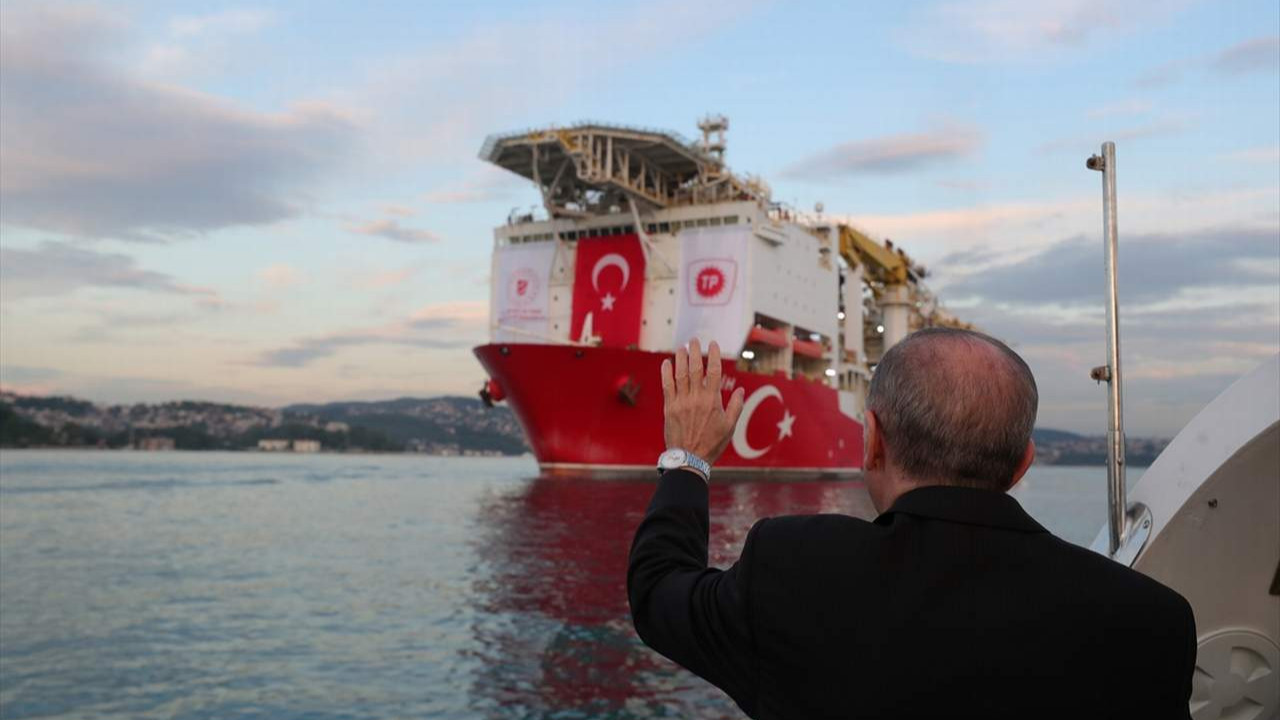 Sakarya'da bulunan doğalgazın verileri ABD'ye gönderildi