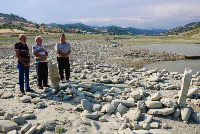 Baraj suları çekilince ortaya çıktı - Resim: 2