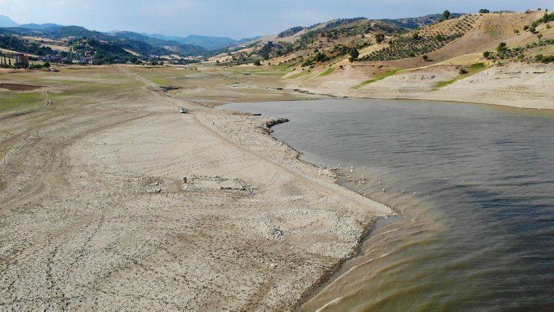 Baraj suları çekilince ortaya çıktı - Resim: 4