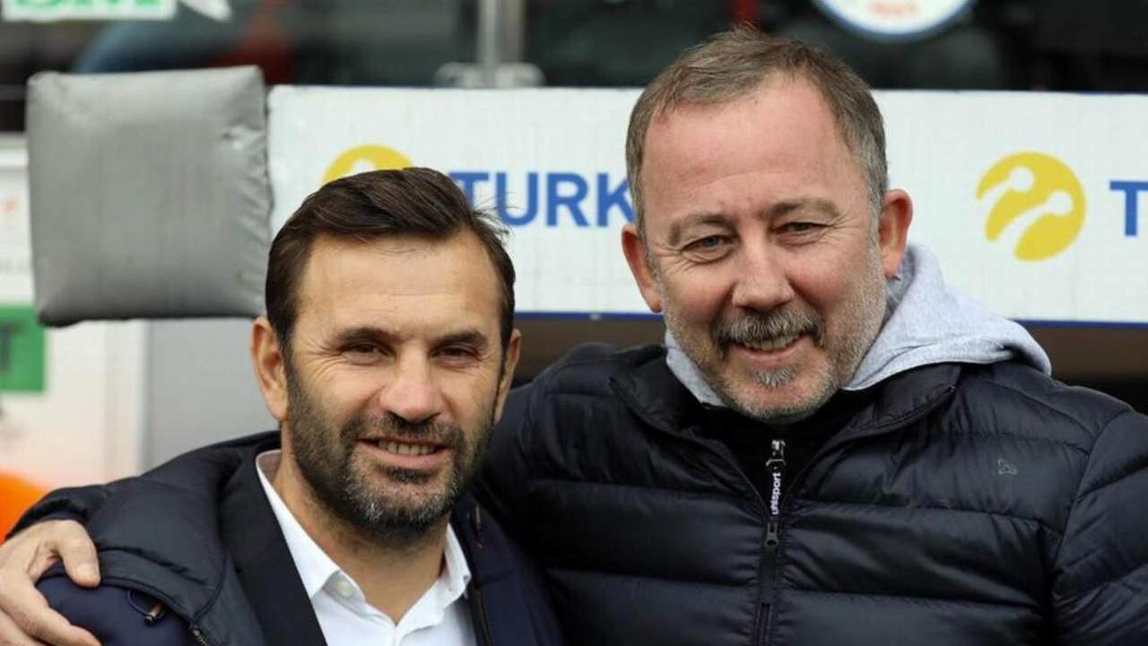 Beşiktaş'tan ''Sergen Yalçın'ın yerine Okan Buruk'' iddiaları için açıklama