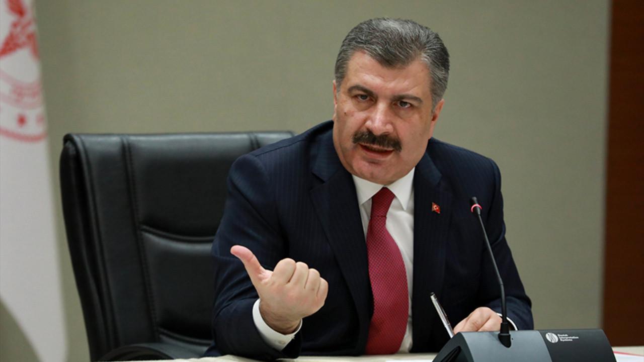 Bakan Koca kötü haberi verdi: Delta varyantı Türkiye'de, 134 kişide görüldü