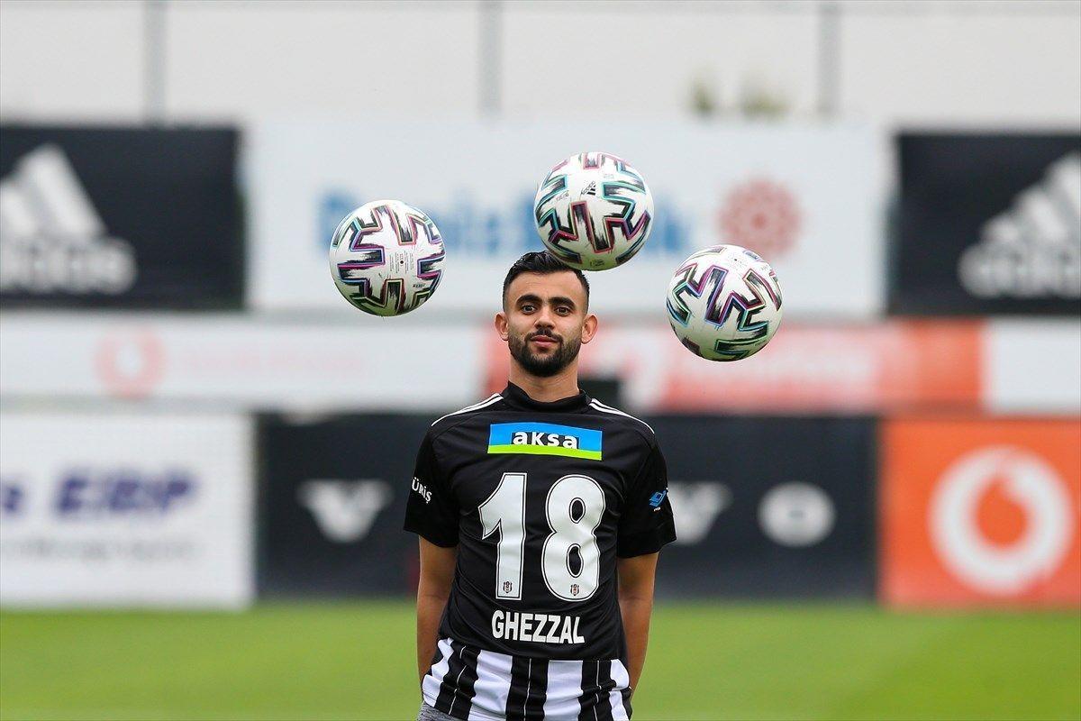 İşte Ghezzal'ın Beşiktaş'ta kalma şartı - Resim: 1