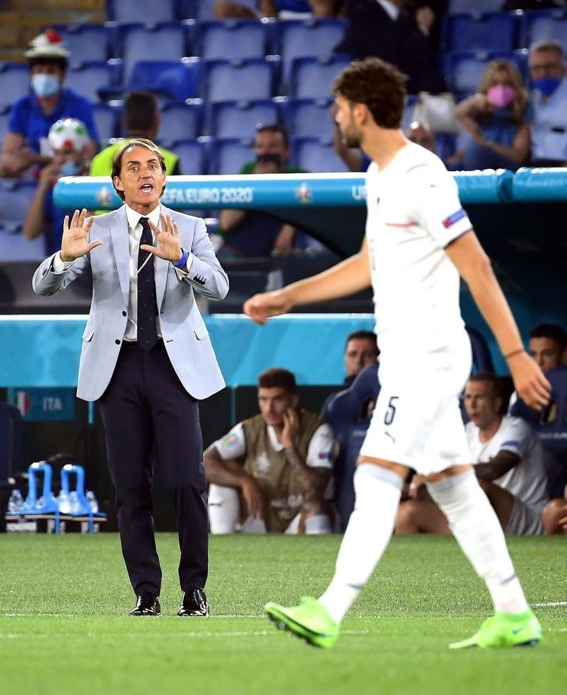 Türkiye - İtalya maçı dış basında - Resim: 1