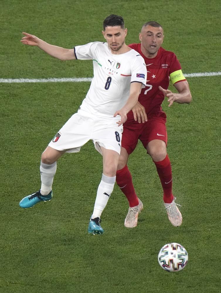 Türkiye - İtalya maçı dış basında - Resim: 2