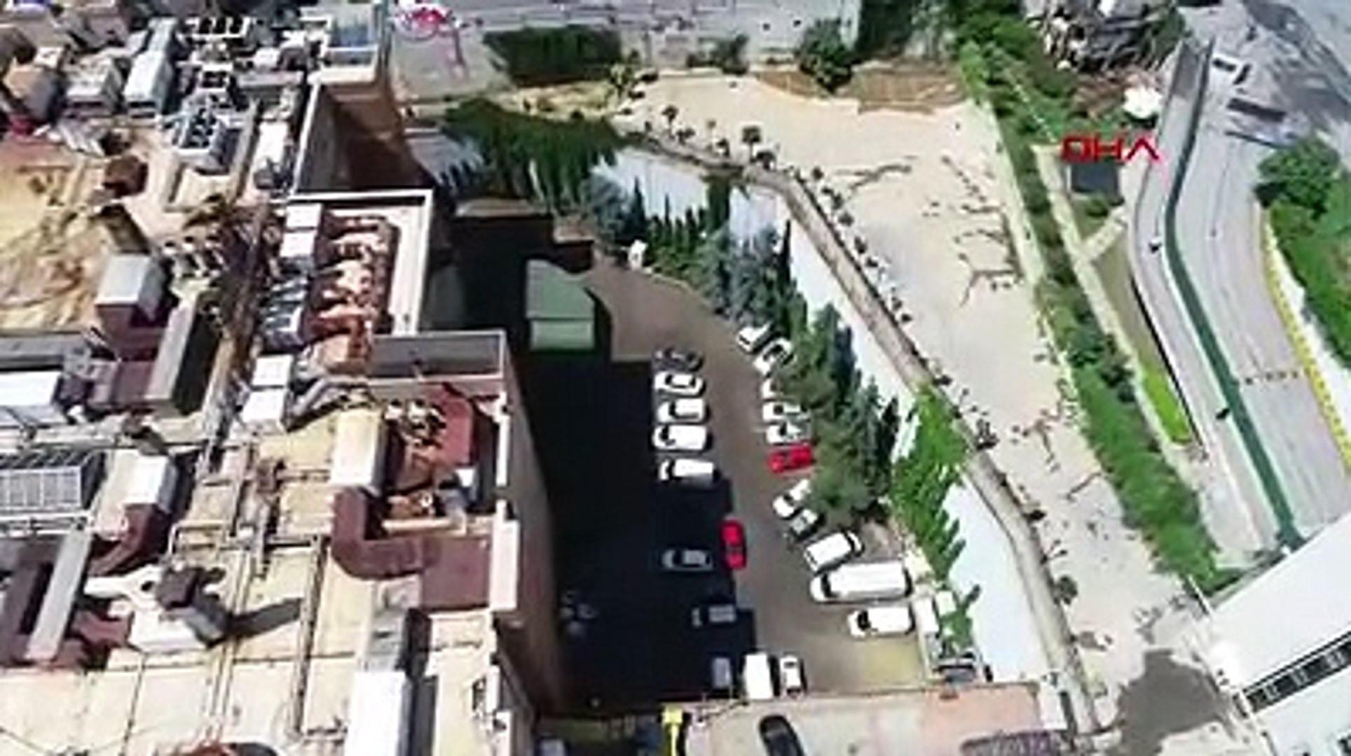 İstanbul'da sağanak ve dolu: Kuyumcukent'i su bastı