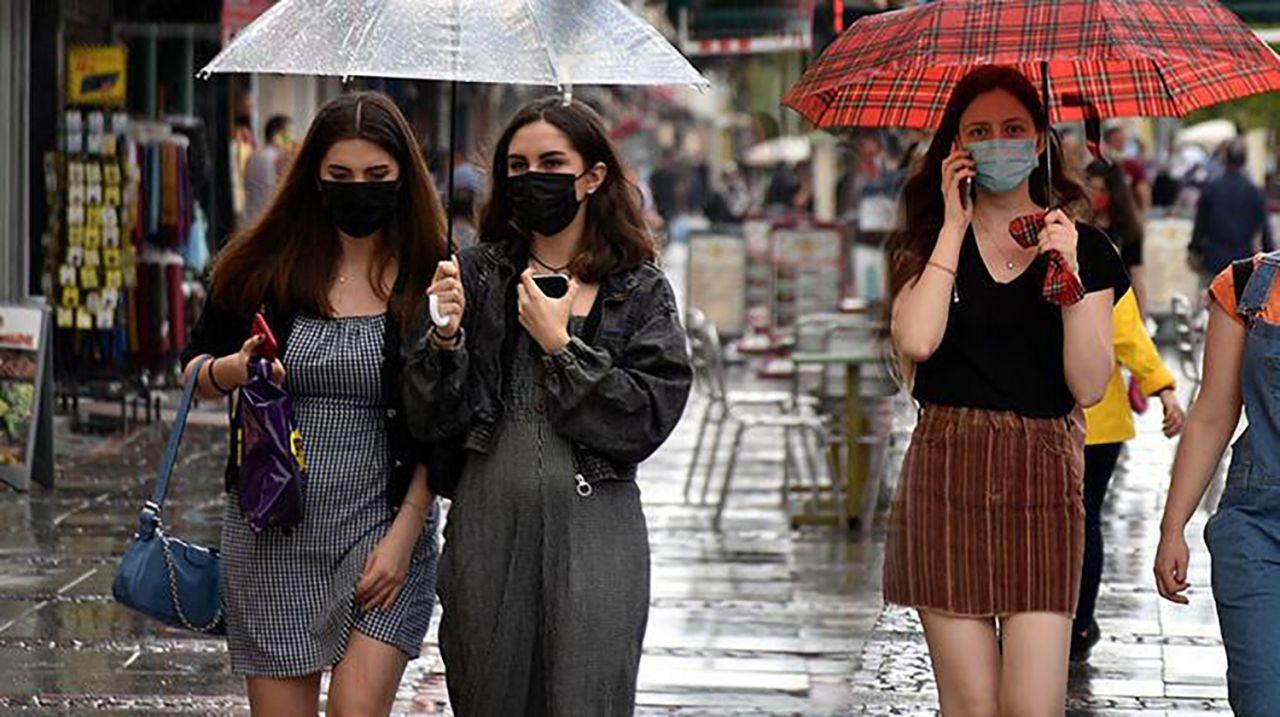 Meteoroloji saat verip uyardı: Yeni haftaya dikkat! İşte 5 günlük hava durumu - Resim: 1