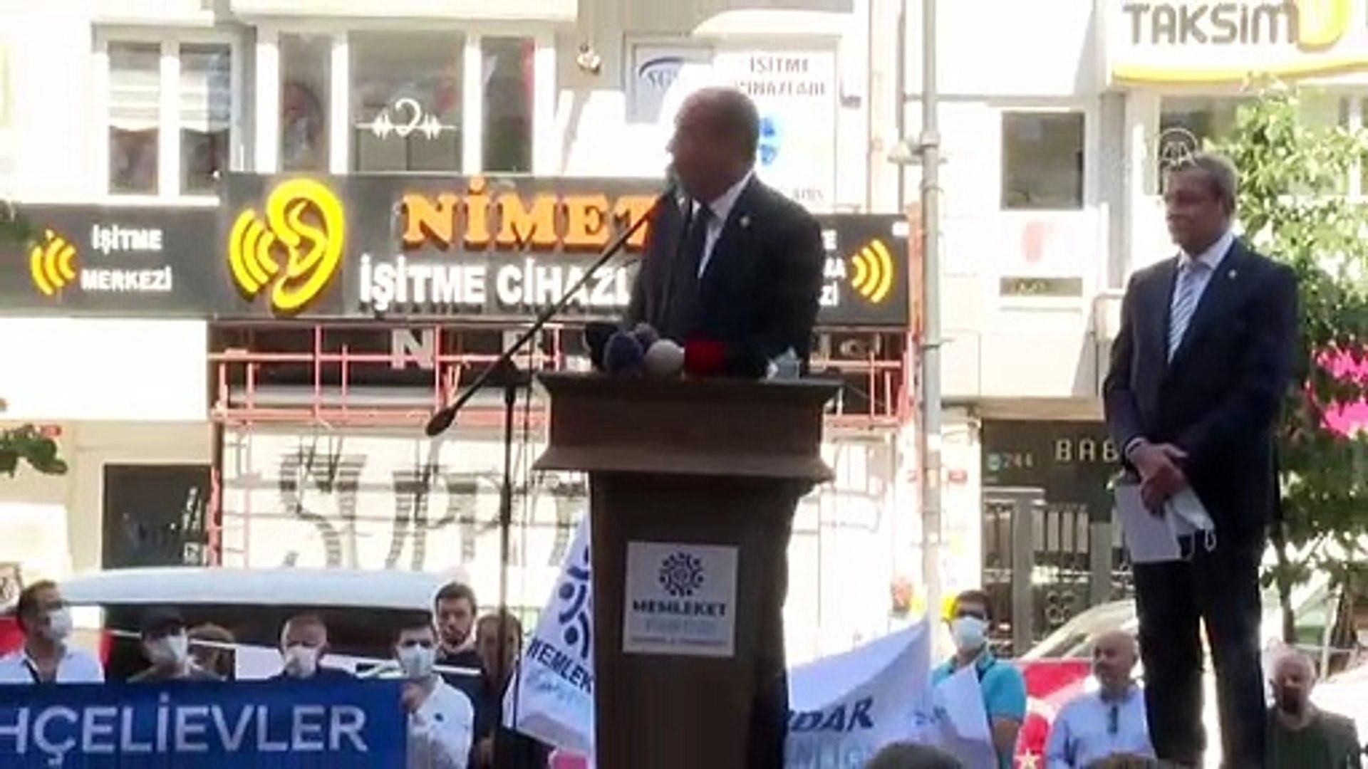 Cumhurbaşkanlığı adaylığını açıklayan İnce'den CHP ve HDP seçmenine sürpriz çağrı