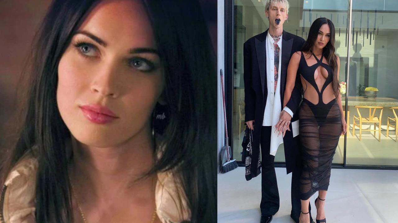 Megan Fox, akıllara durgunluk veren bir kıyafetle sokağa çıktı!