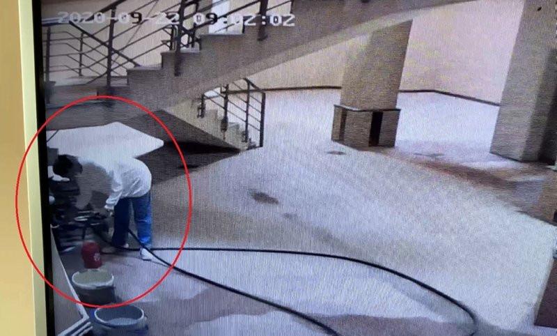 Ankara'da vicdanları sızlatan olay