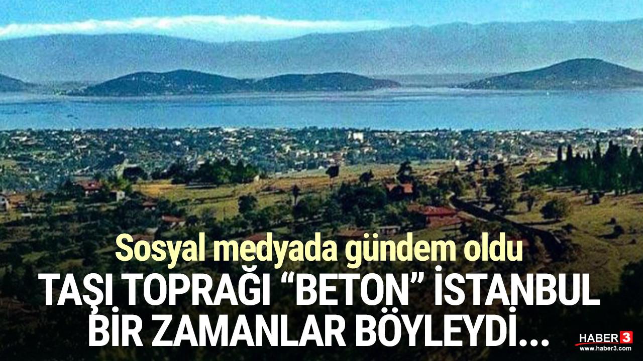 Eski İstanbul fotoğrafı sosyal medyada gündem oldu