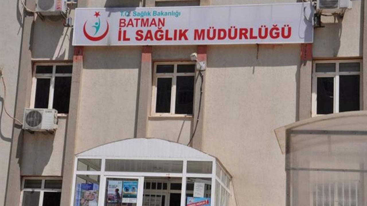 İl Sağlık Müdürlüğü'ndeki yolsuzluğun altından AK Partili isimler çıktı
