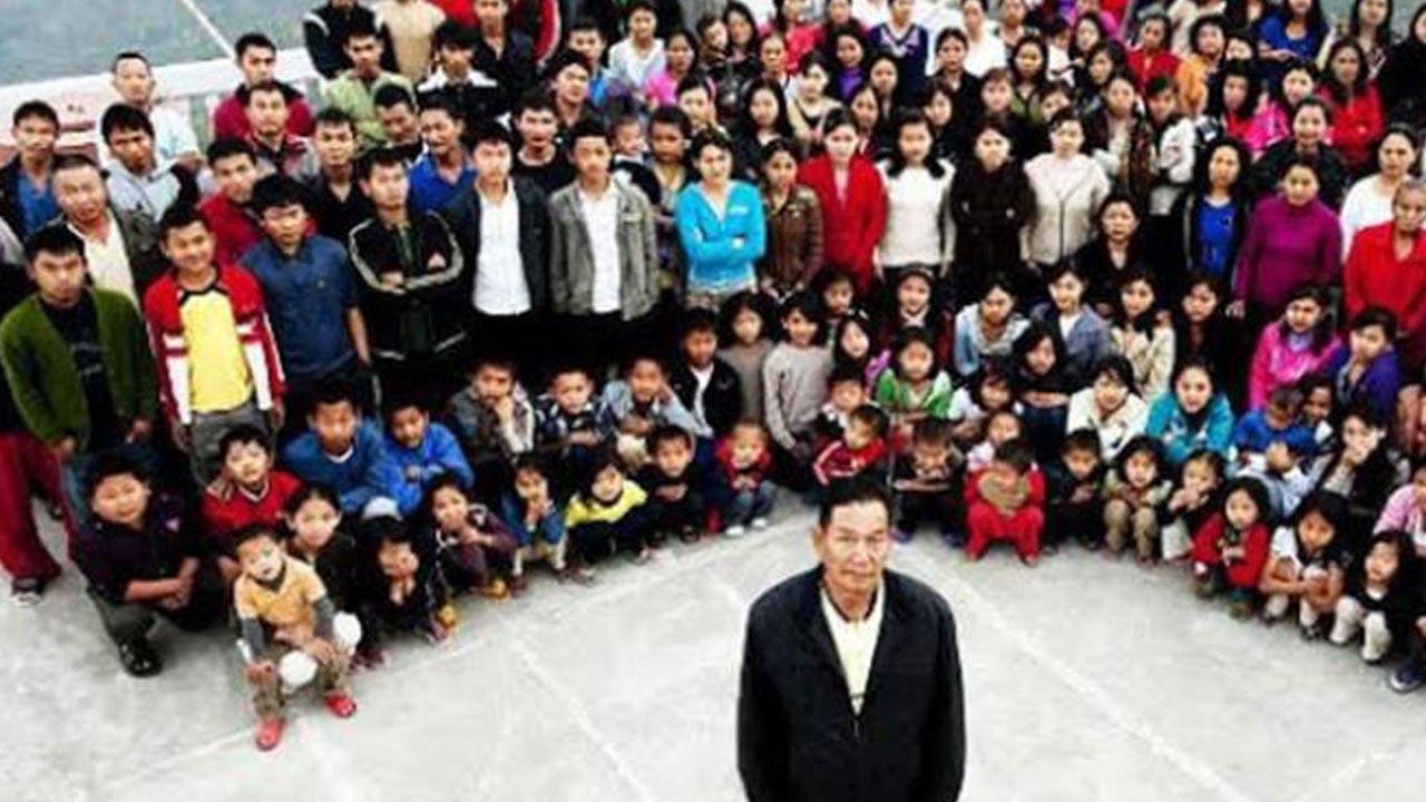 38 eşi 94 çocuğu olan adam hayatını kaybetti