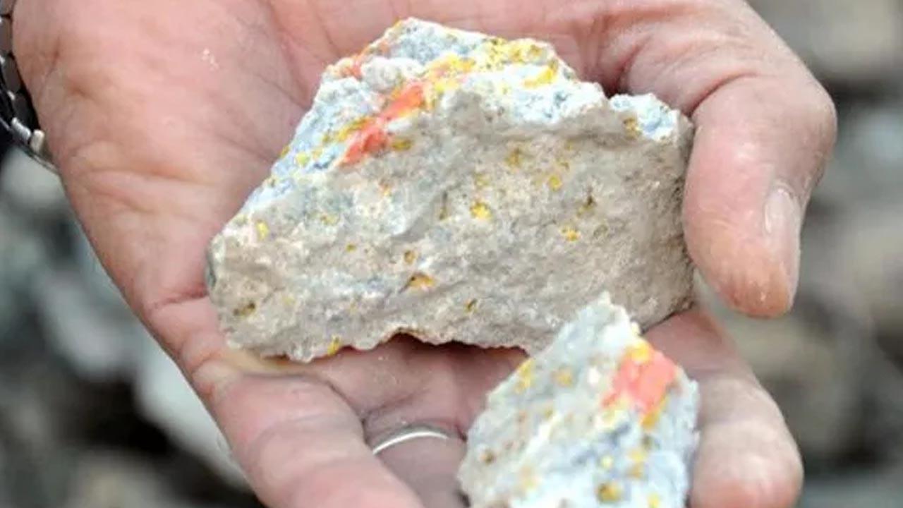 Ağrı'da temeli atılan altın madeni tesisi ile yıllık 100 tonluk hedef!