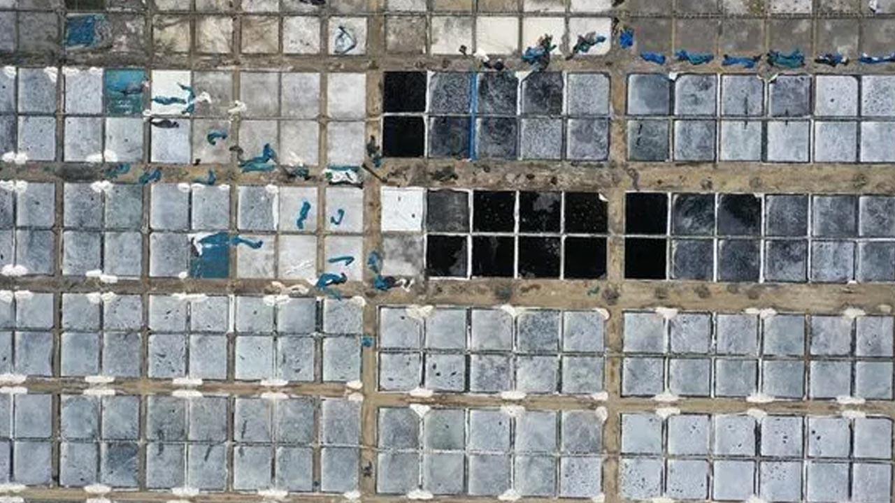Türkiye'de örneği yok: Bu tuz doğal kaynaktan elde ediliyor