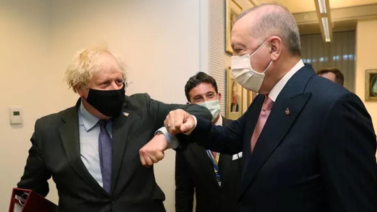 İngiltere'den Erdoğan ve Johnson görüşmesine ilişkin açıklama