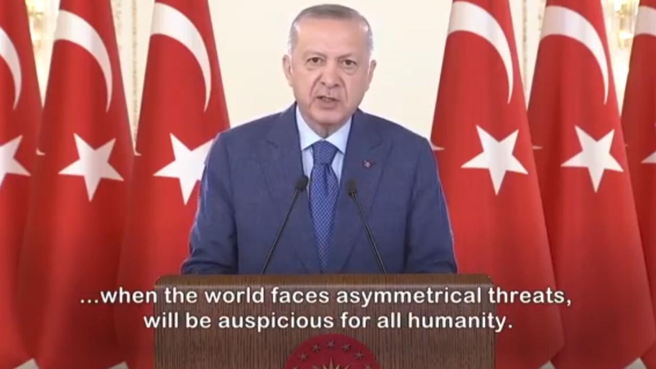 Erdoğan'dan NATO üyesi ülkelerin liderlerine tepki