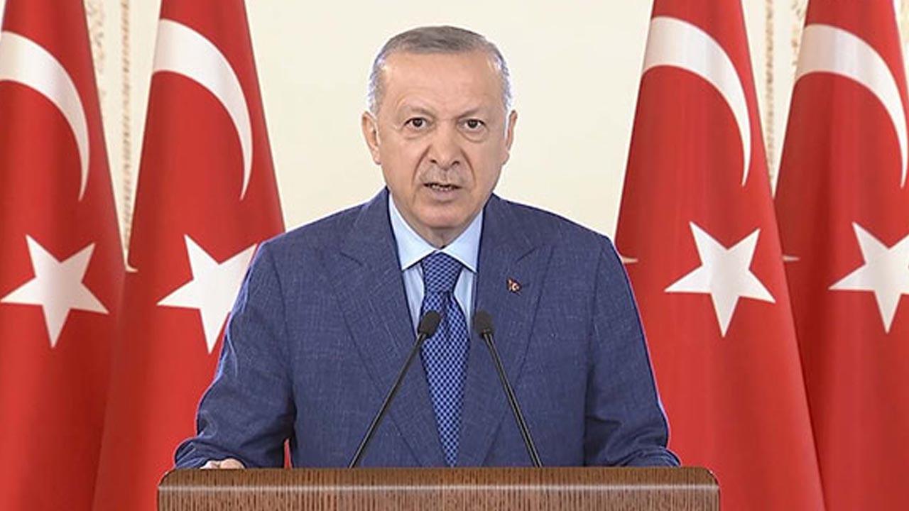 Biden görüşmesi sonrası Erdoğan'dan S-400 açıklaması