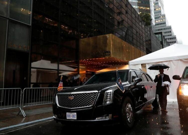 Biden'ın tekerlekli canavarı Cadillac One özellikleriyle otomobil sevdalılarının başını döndürdü - Resim: 4
