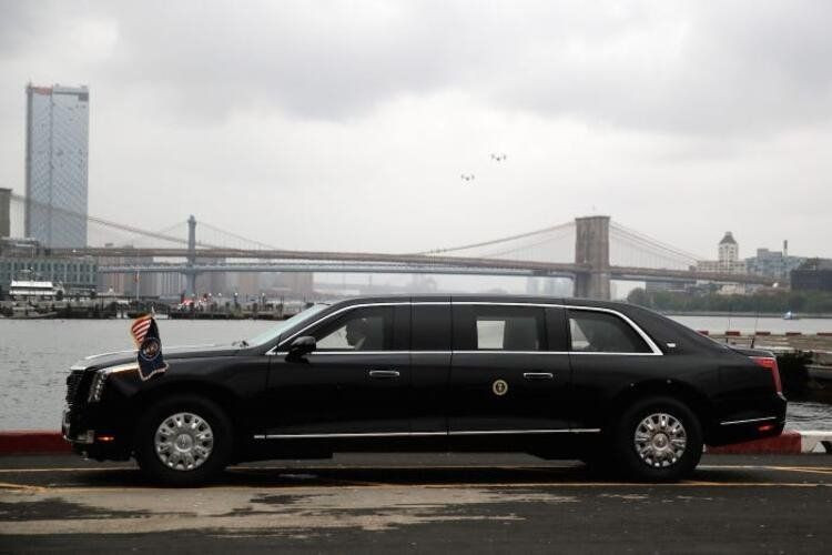 Biden'ın tekerlekli canavarı Cadillac One özellikleriyle otomobil sevdalılarının başını döndürdü - Resim: 2