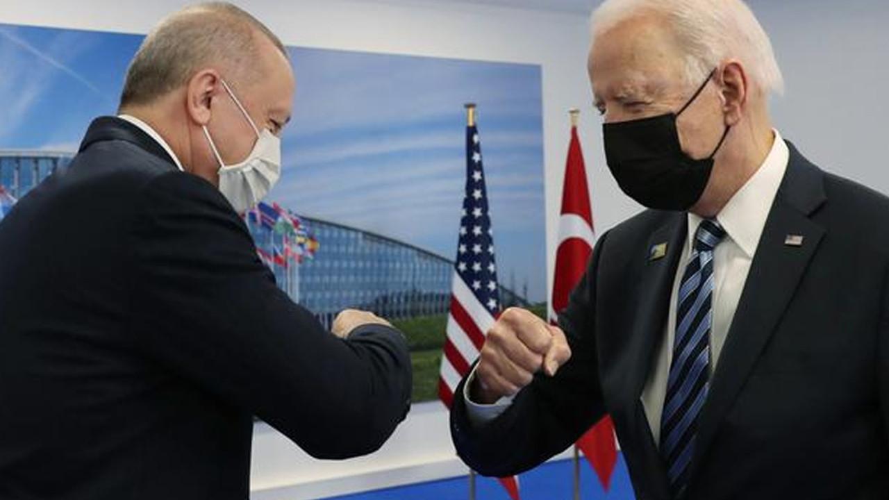 Erdoğan-Biden görüşmesi sonrası ABD'den S-400 açıklaması
