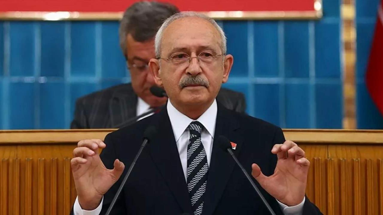 Kılıçdaroğlu: ''Onlar malı götürürken...''