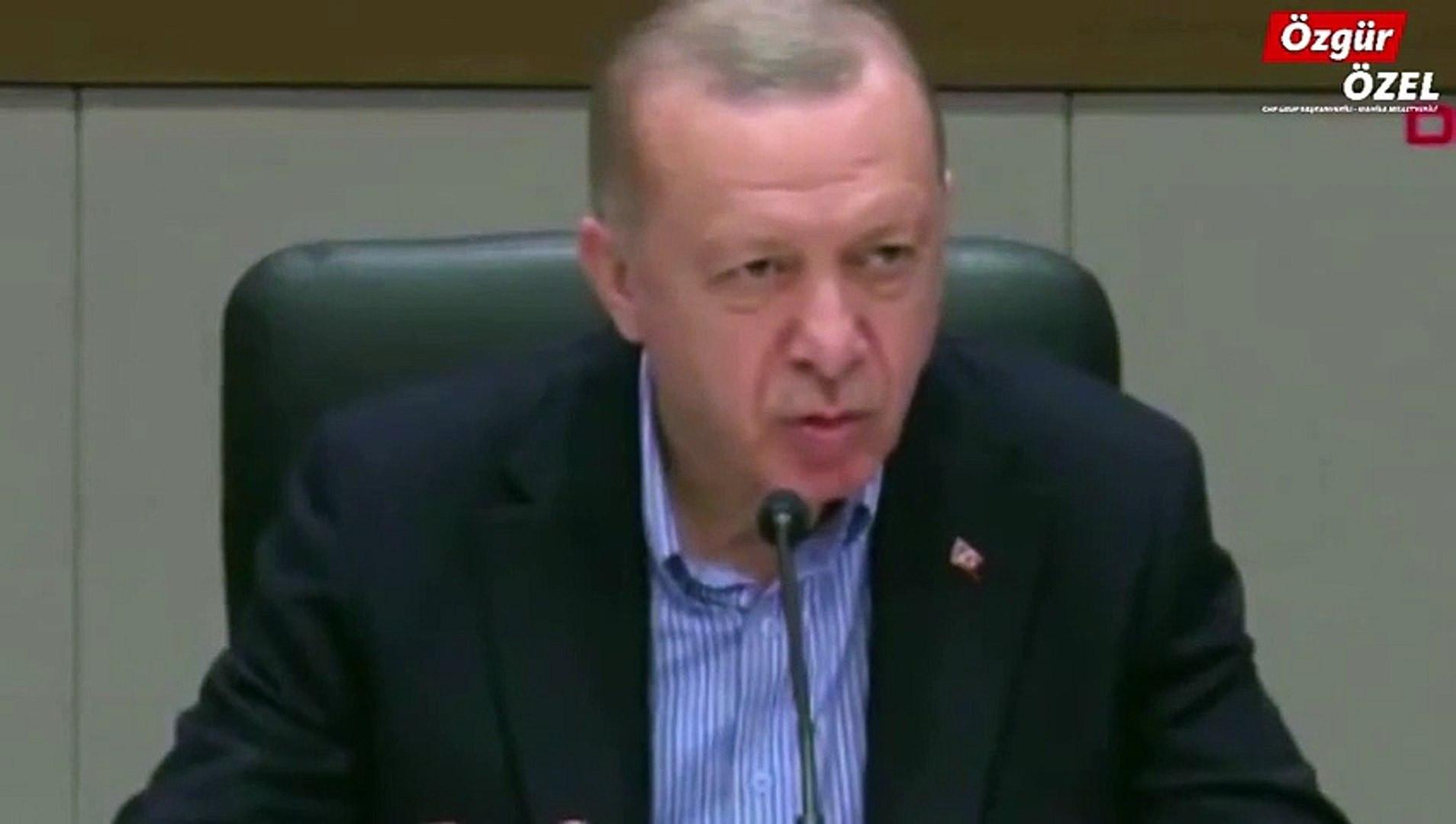 Erdoğan ''hamdolsun 24 Nisan gündeme gelmedi'' deyince...
