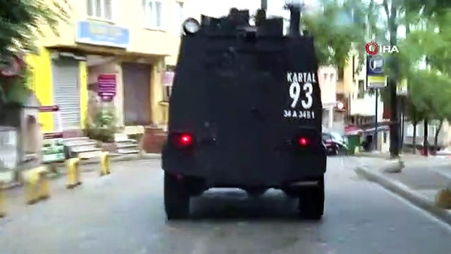 Torbacılardan şaşkına çeviren taktik! Polis bile şaşırdı