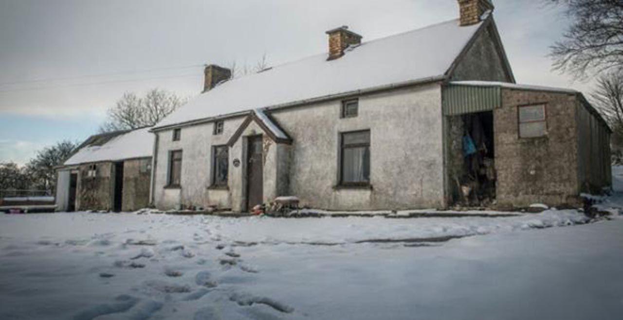 100 yıl önce terk edilen evin içinden şaşırtan fotoğraflar - Resim: 1