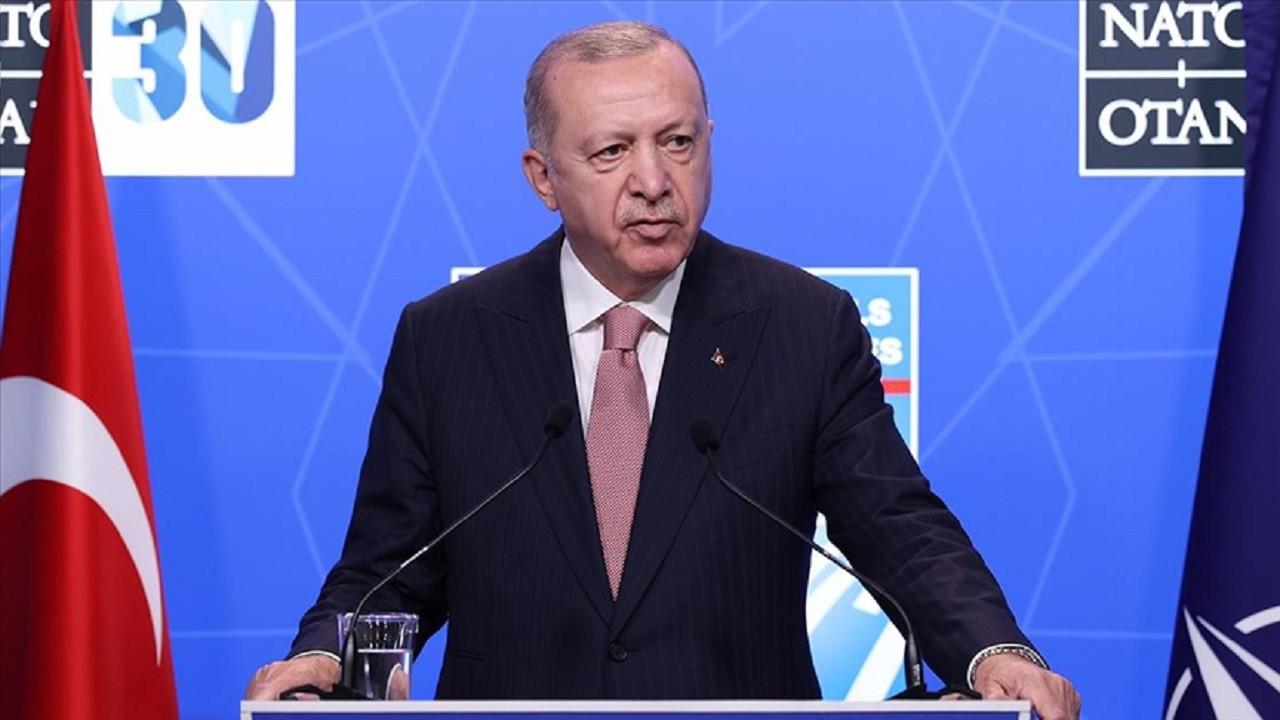 Erdoğan'ın neden ''hamdolsun'' dedi ? Açıklamayı bakın kim yaptı...
