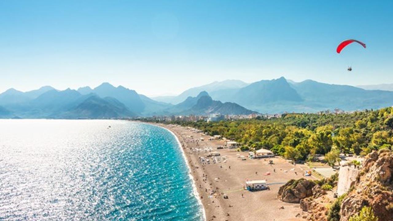 Almanların tatil tercihinde Türkiye de var