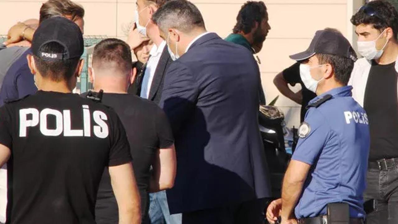 Bodrum'da çatışma: 1 polis memuru şehit oldu