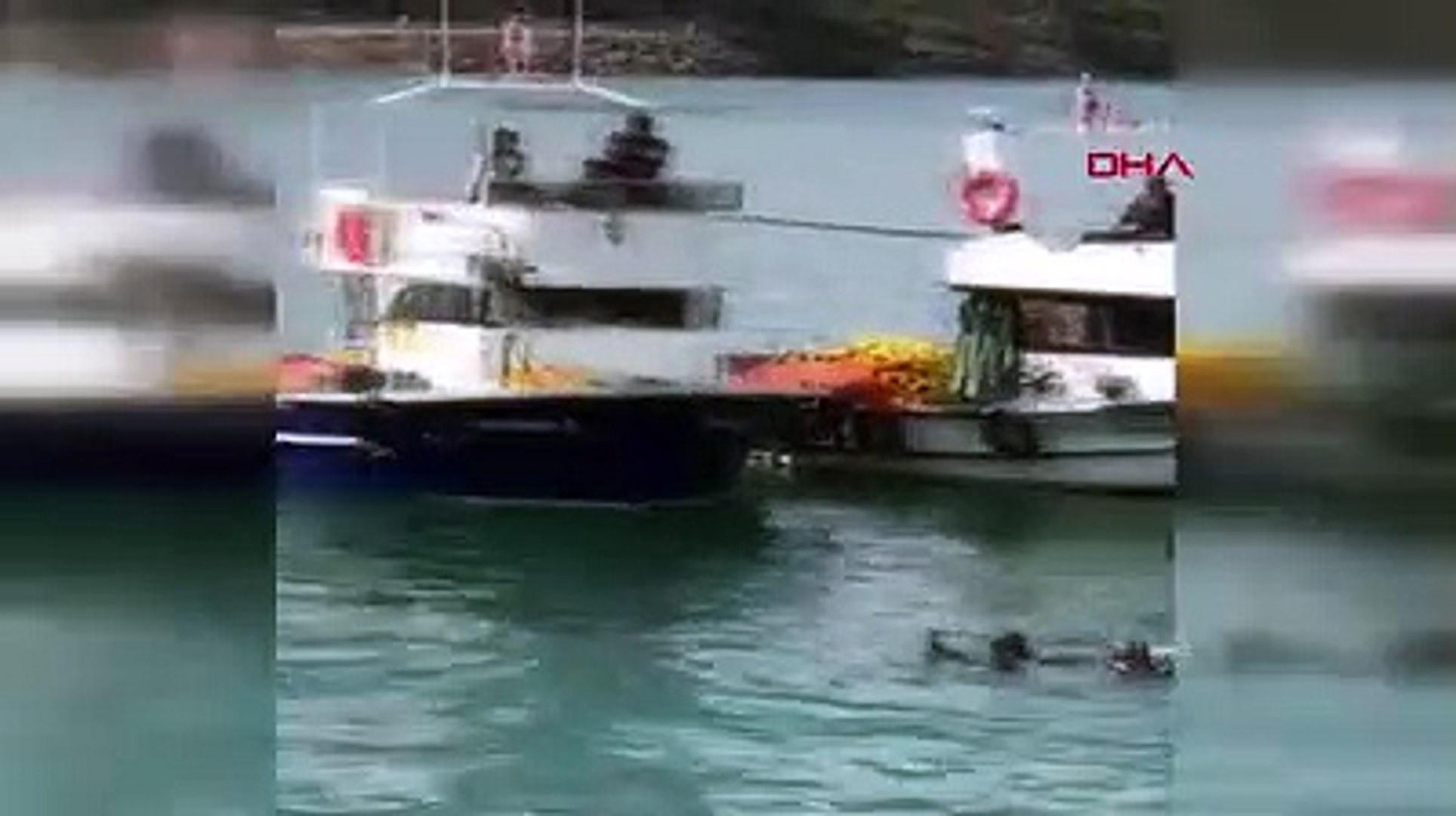 İstanbul Boğazı'nda facia: Ölü sayısı 2'ye yükseldi