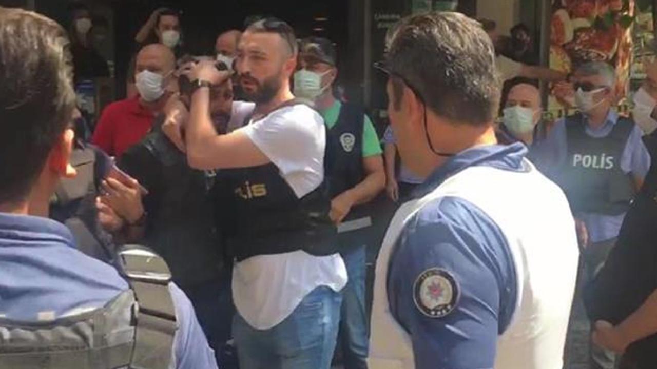 İzmir'de HDP binasında silah sesleri: 1 ölü