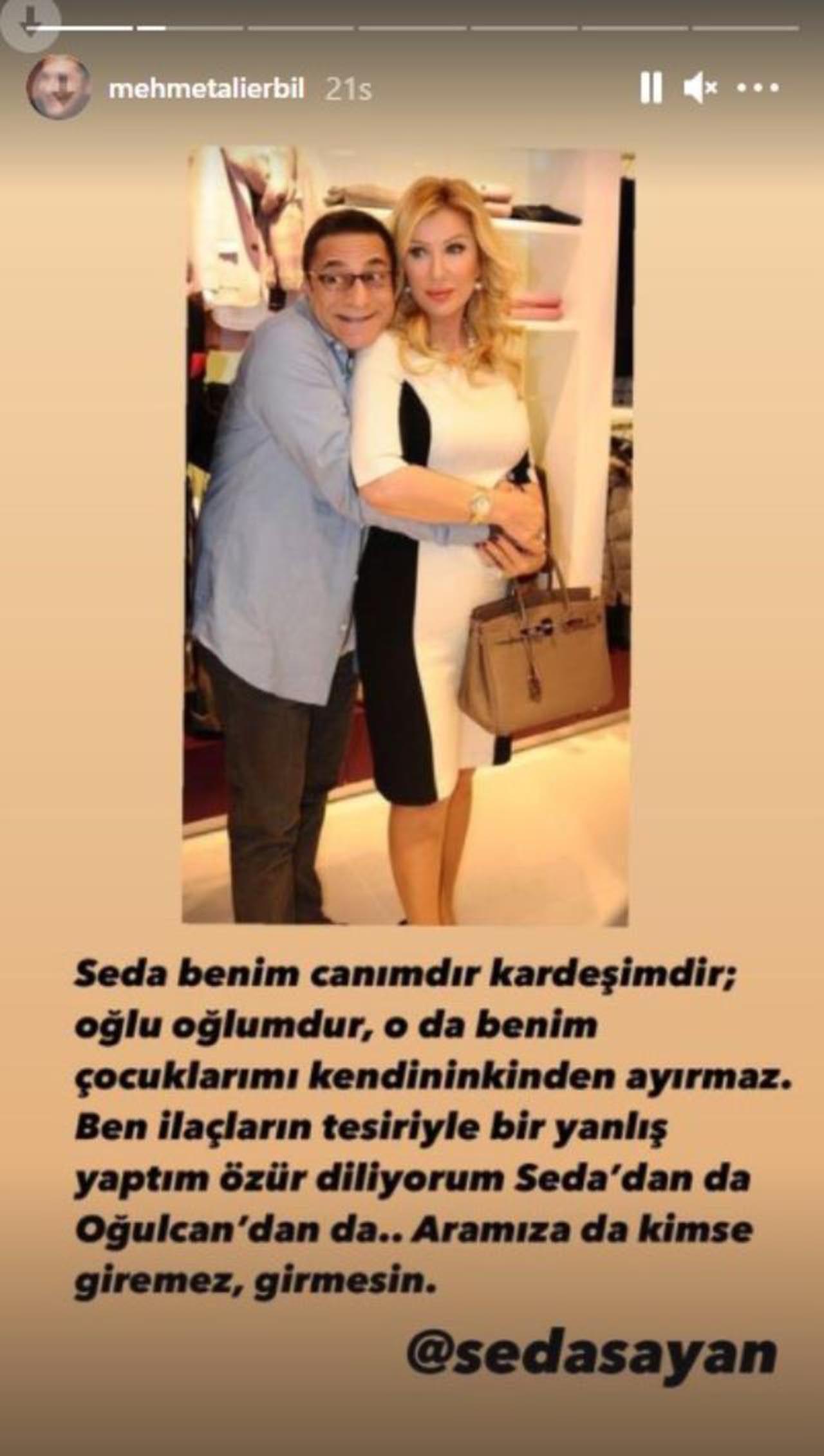 Mehmet Ali Erbil'i tecavüzle suçlayan Seda Sayan geri adım attı - Resim: 2