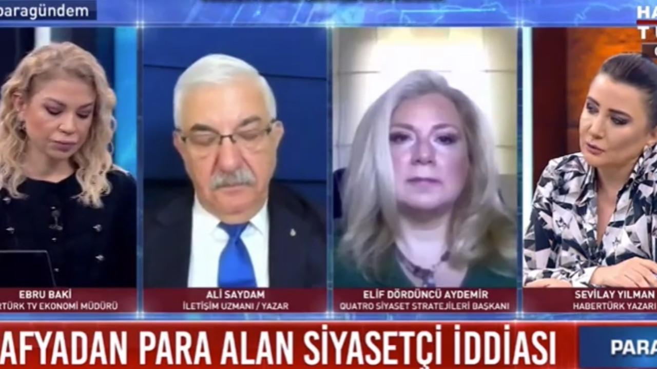 ''Süleyman Soylu ve Mustafa Şentop'un ne konuştuğunu öğrendim'' deyip açıkladı