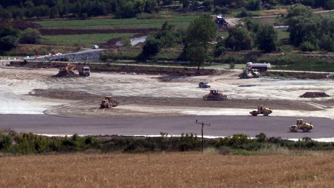 Kanal İstanbul arazisi ''ilk temel'' için hazırlanıyor