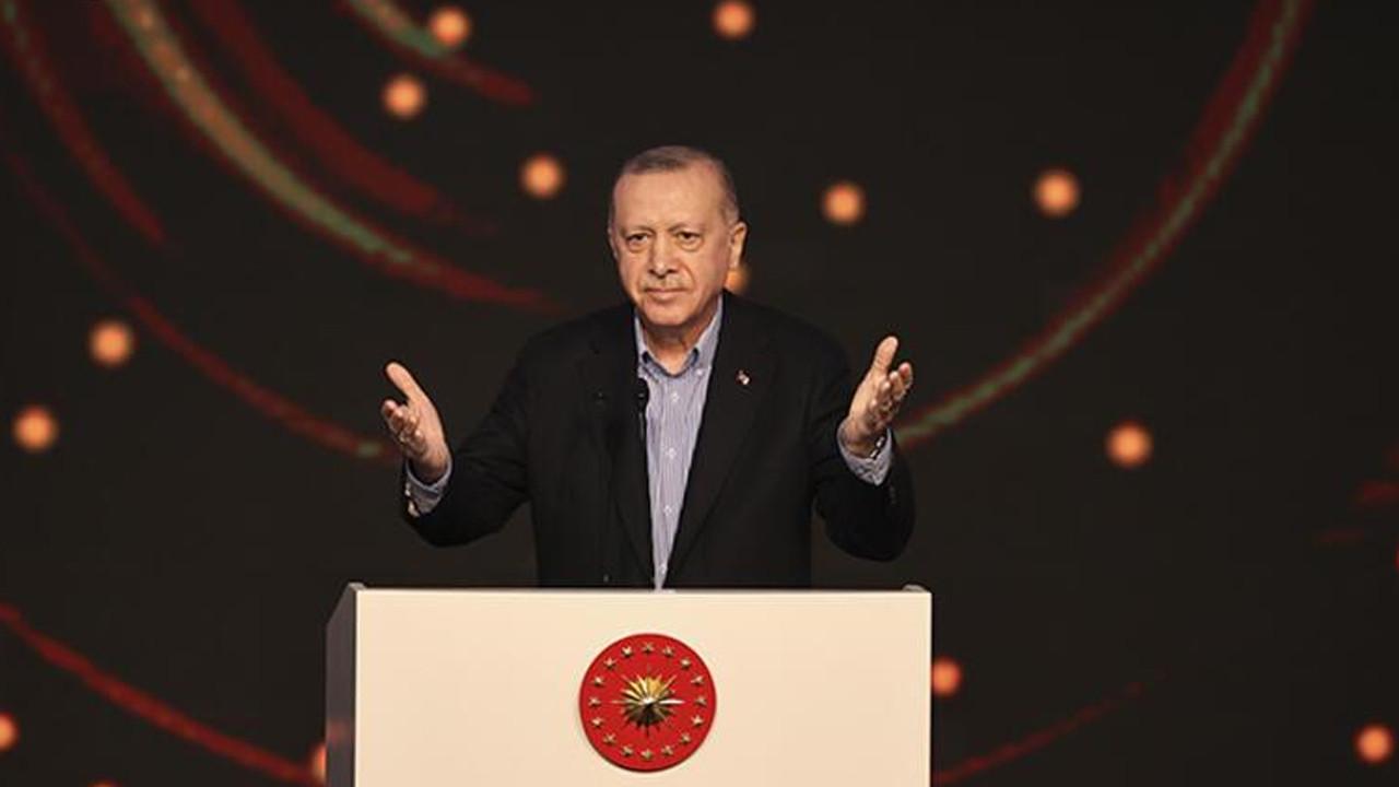 Erdoğan: DEAŞ'ın 4500 mensubunu etkisiz hale getirdik