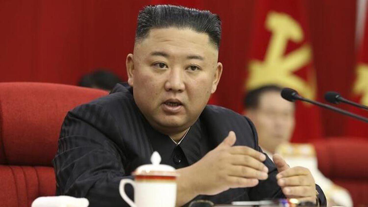 Kuzey Kore lideri meydan okudu: ''Çatışmaya hazırız'' - Resim: 1