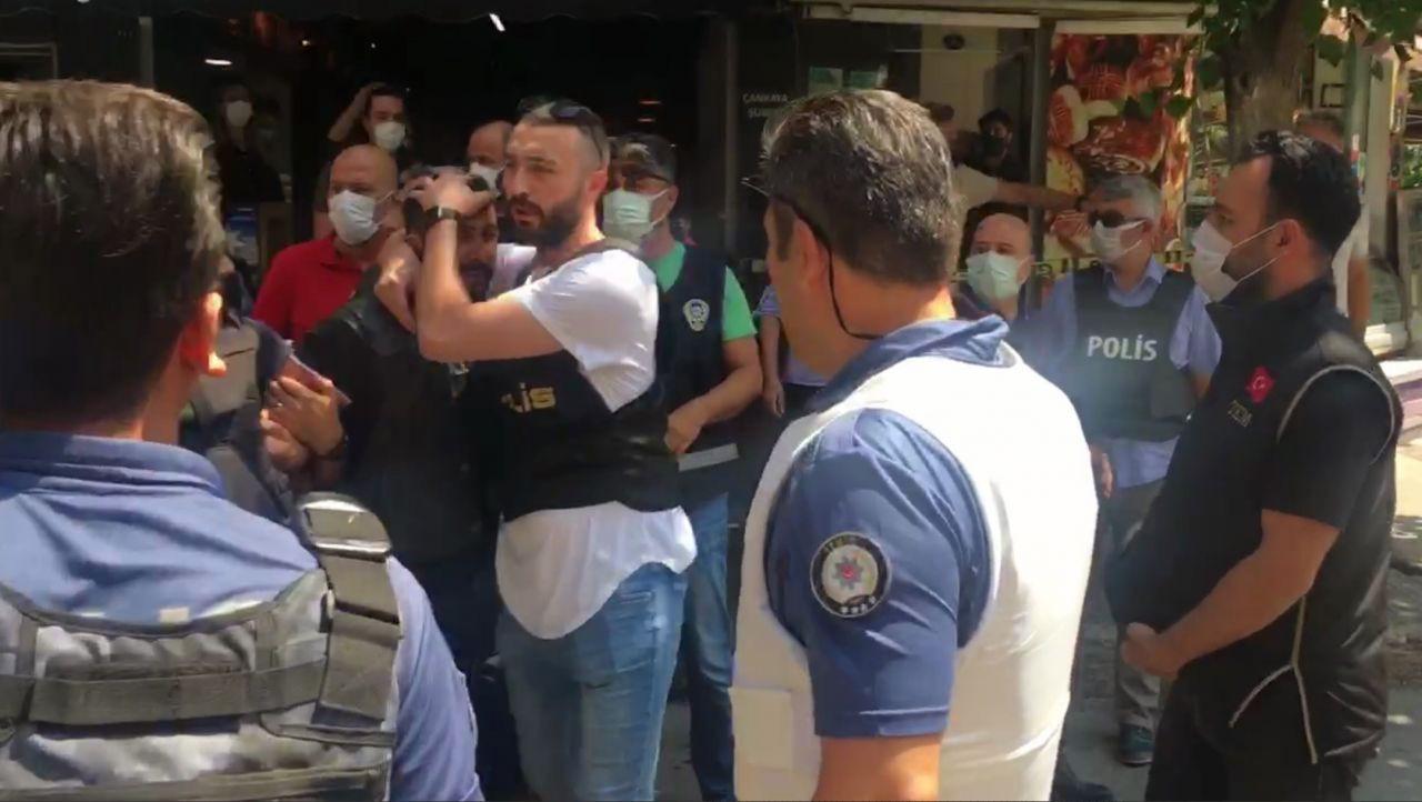 HDP binasında bir kişiyi öldüren zanlının çantasından neler çıktı? - Resim: 3