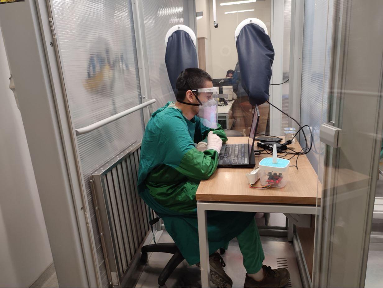 Türk bilim adamları başardı! Korona virüsü sadece saniyeler içerisinde tespit ediyor