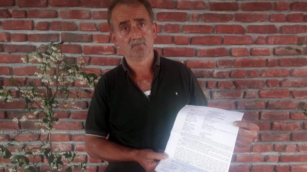 Cumhurbaşkanı Erdoğan'ın köylüsü ''Cumhurbaşkanına hakaretten'' gözaltında