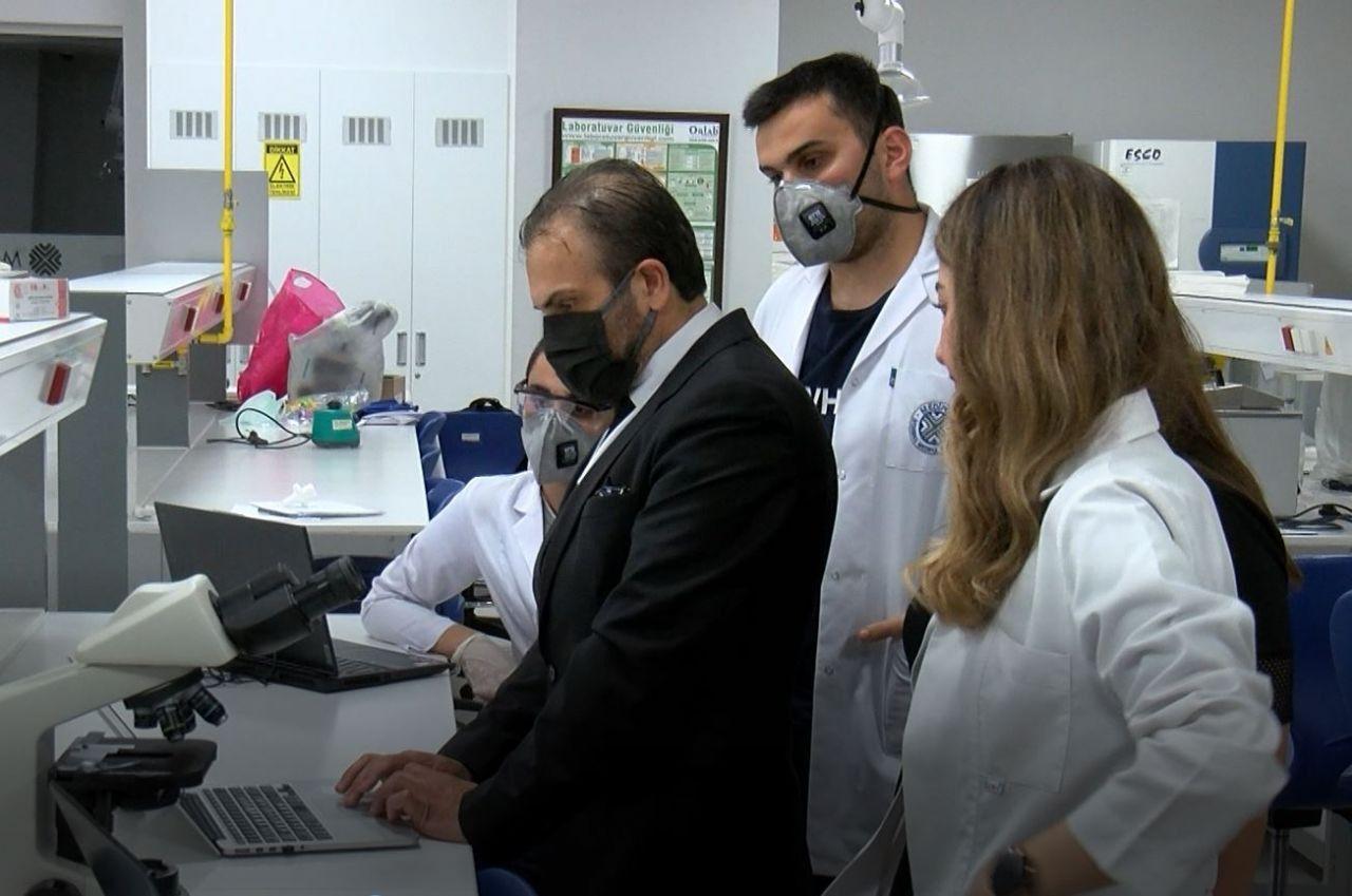 Türk bilim adamları başardı! Korona virüsü sadece saniyeler içerisinde tespit ediyor - Resim: 4