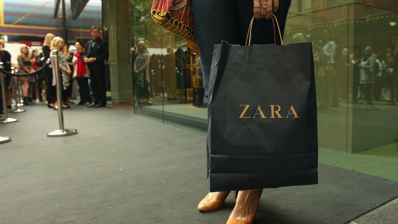 Moda devi Zara'da skandal! Boykot kampanyası başlatıldı