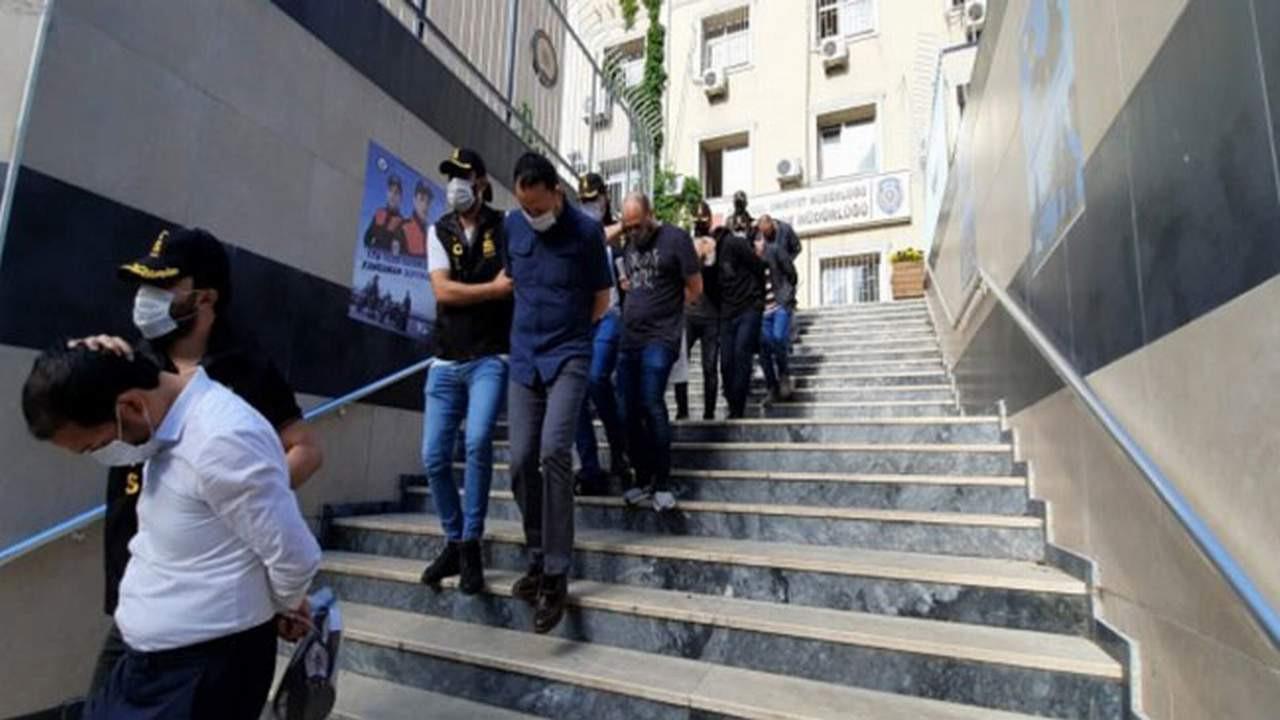 İstanbul'da 2 milyon TL'lik gasp dehşeti